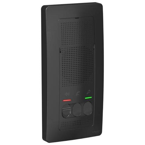 Домофон (переговорное устройство) Schneider Electric BLNDA000016 антрацит (дверная станция)