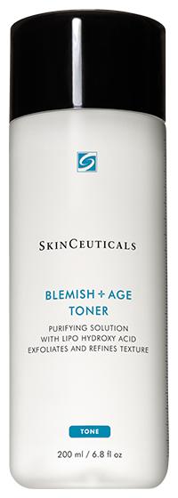 SkinCeuticals Blemish & Age Solution Очищающий тоник — купить по выгодной цене на Яндекс.Маркете