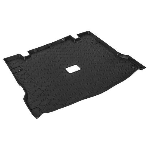 Коврик RIVAL 16003004 LADA (ВАЗ) Largus черный