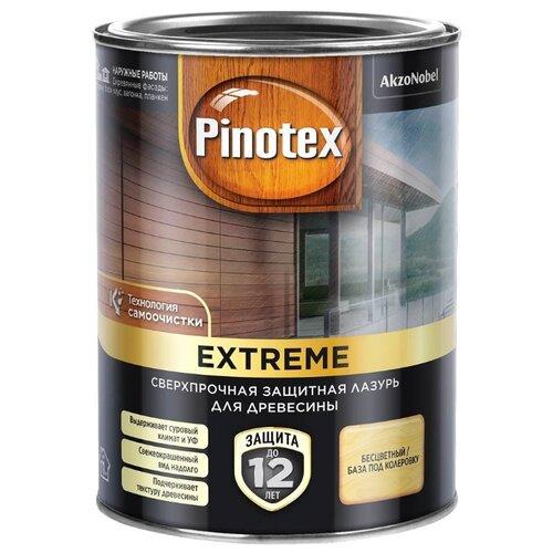 Водозащитная пропитка Pinotex Extreme бесцветный 0.9 л