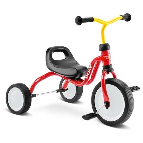 Купить Трехколесный велосипед Puky Fitsch, красный, Трехколесные велосипеды