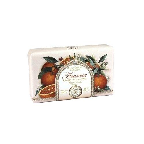 Мыло кусковое Fiori Dea Arancia Orange, 250 г