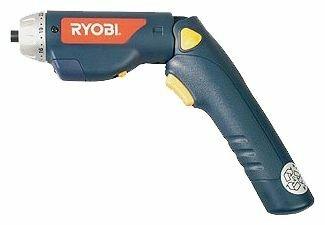 Аккумуляторная отвертка RYOBI BD-336K
