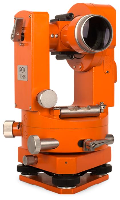 Теодолит оптический RGK TO-05 с поверкой