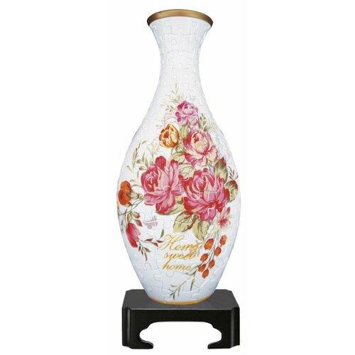 цена на 3D-пазл Pintoo Ваза Розы (S1008), 160 дет.