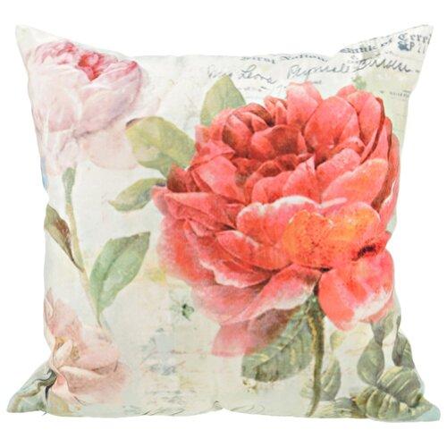 Декоративная подушка SANTALINO 45х45 см, полиэстер 100%(703-694-09)