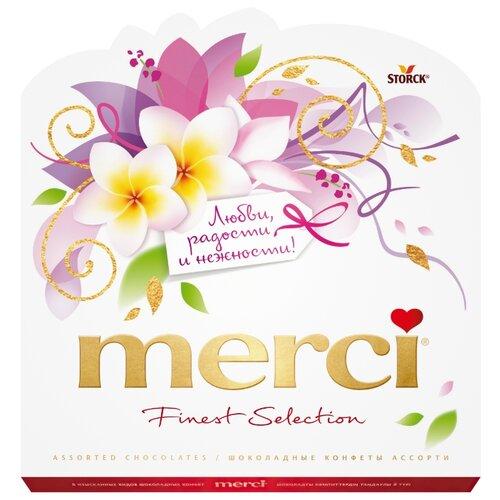 Фото - Набор конфет Merci Весна ассорти 200 г merci водолазки