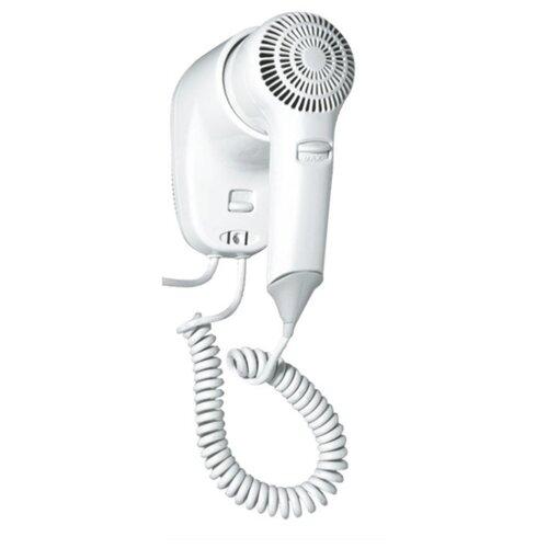 Настенный фен Nofer HOTELline белый 1200 W фен настенный nofer 02055 w белый