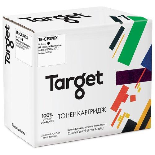 Фото - Картридж Target TR-CE390X, совместимый картридж target tr cf214x совместимый