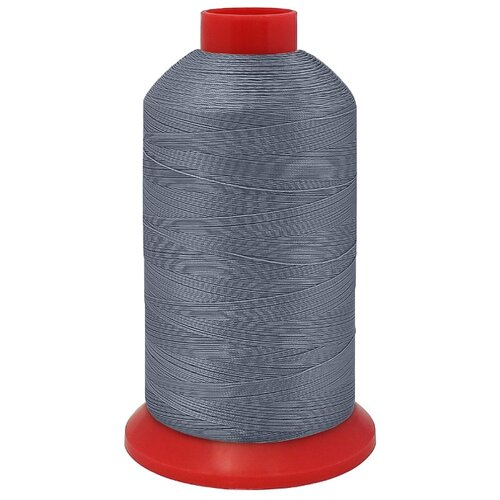 Филаментная нить 210D/3, 3000 м, 100% п/э, 'Астра' (3249 голубой)