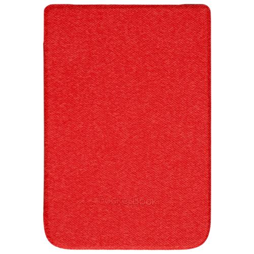 Обложка PocketBook 616, 627, 632 Original Shell Denim Красный (WPUC-627-S-RD)