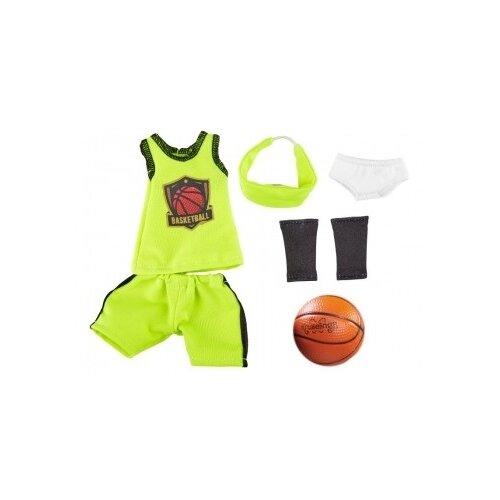 Одежда для баскетбола, для куклы