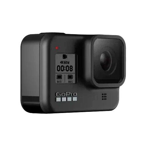 Экшн-камера GoPro HERO8 (CHDRB-801) черный
