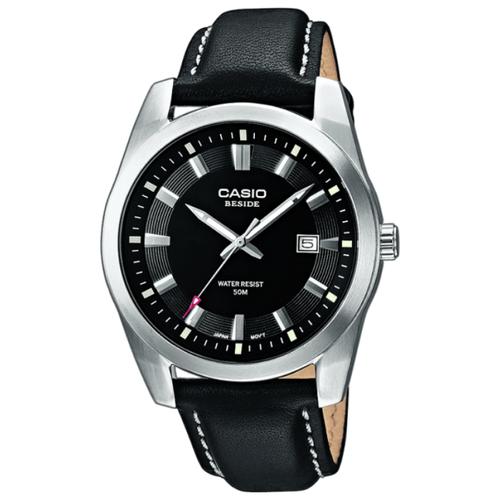 Наручные часы CASIO BEM-116L-1A мужские часы casio bem 116l 1a
