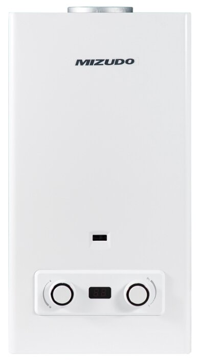 Проточный газовый водонагреватель Mizudo ВПГ 3 10