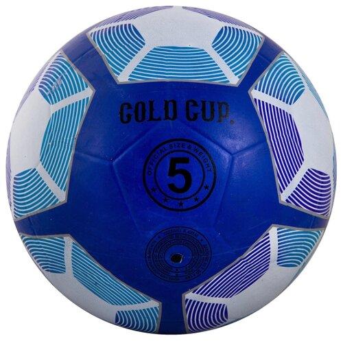 Фото - Футбольный мяч Gold Cup Т88429 синий 5 cup