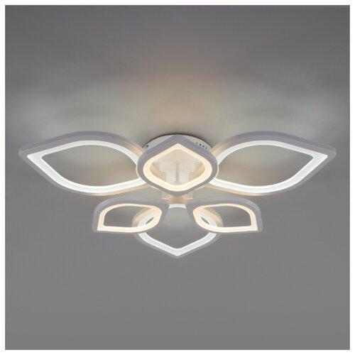 светильник eurosvet 90044 6 белый energy Потолочный светильник Eurosvet 90228/6 белый