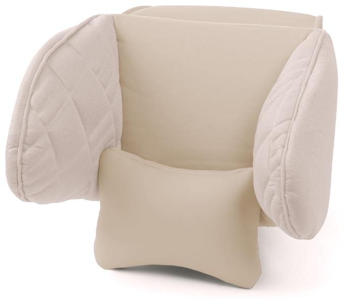 Автомобильная подушка на подголовник AUTOPROFI Comfort COM-0250HR