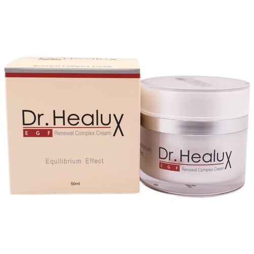 Dr. Healux EGF Renewal Complex Cream Крем для лица, 50 мл dr brandt очищающий крем гель clean biotic 100 мл