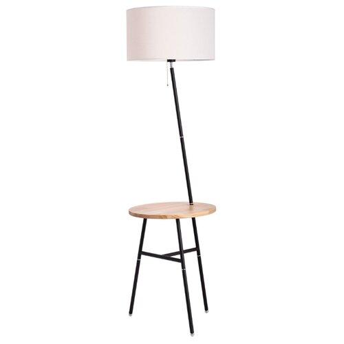 цена на Торшер со столиком Arte Lamp Combo A9202PN-1BK 60 Вт