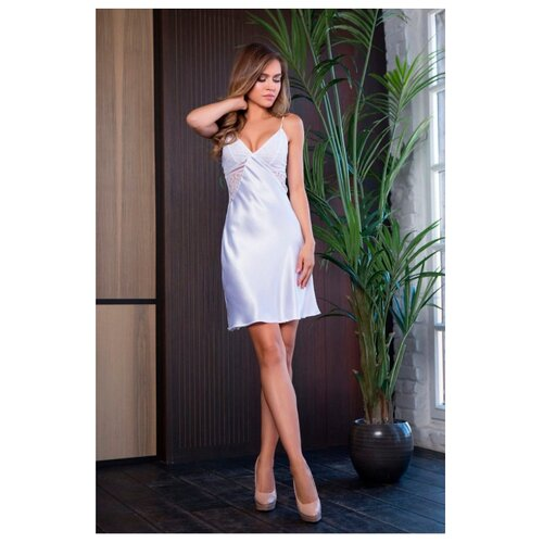 Сорочка Mia-Mia размер XS(42) белый платье oodji ultra цвет красный белый 14001071 13 46148 4512s размер xs 42 170
