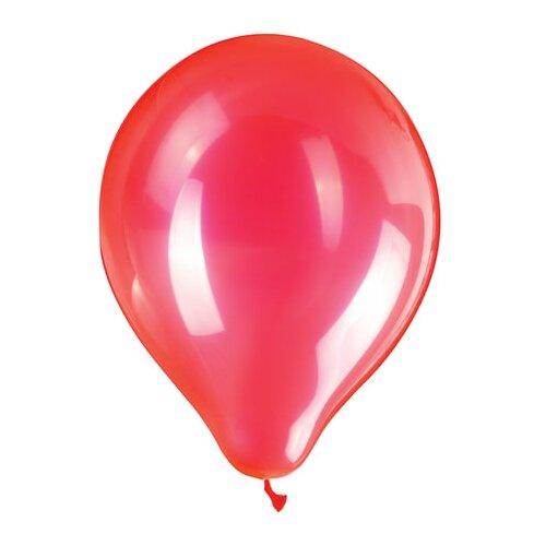 Набор воздушных шаров ZIPPY Неон 25 см (50 шт.) красный