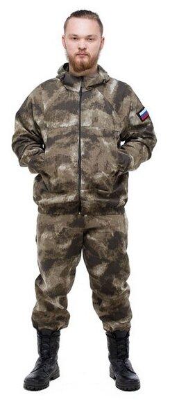 """Летний костюм для охоты ТАЙГАН """"Партизан"""", мох, размер 52 — купить по выгодной цене на Яндекс.Маркете"""