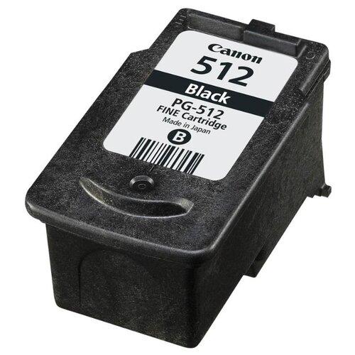 Картридж ориг. Canon PG-512 черный для Canon PiXMA iP-2700/MP-240/250/252/260/270/272/280 (401стр), цена за штуку, 139654