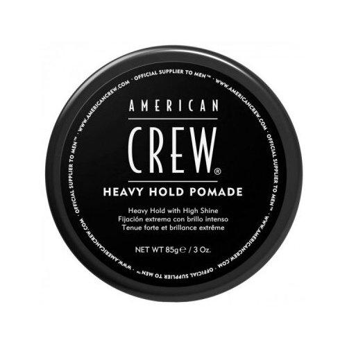 Купить American Crew HEAVY HOLD Pomade Помада для укладки волос экстра-сильной фиксации 85 г