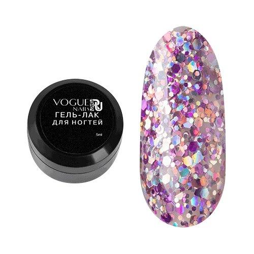 Купить Гель-лак для ногтей Vogue Nails Мулен руж, 5 мл, Леди Мармелад