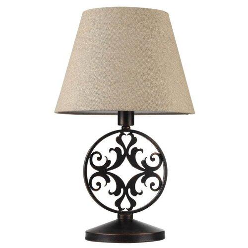 Настольная лампа MAYTONI Rustika H899-22-R, 40 Вт настольная лампа maytoni intreccio arm010 11 r 40 вт