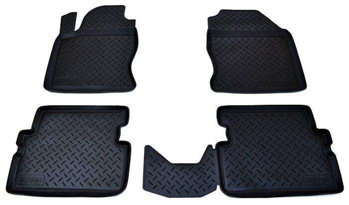 Комплект ковриков NorPlast NPL-Po-22-11 4 шт.
