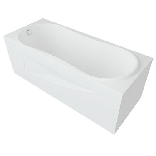Ванна АКВАТЕК Афродита 170x70 AFR170-0000024 акрил левосторонняя/правосторонняя ванна акватек оберон 170x70 obr170 0000026 акрил