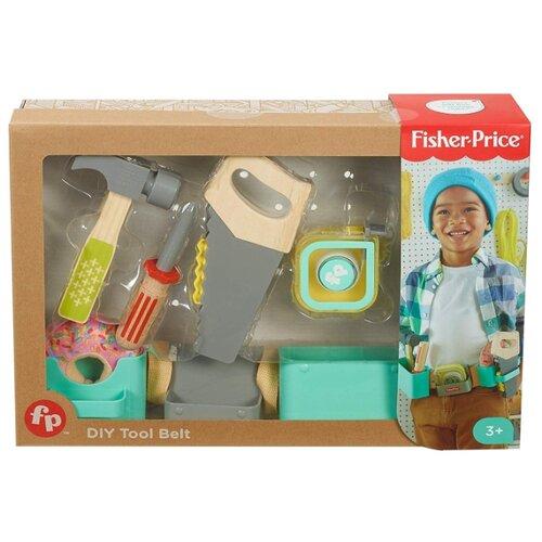 Фото - Fisher-Price Игровой набор Строитель (GGT60) развивающие коврики fisher price жираф