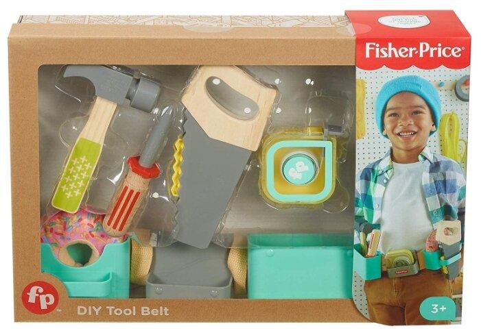 Fisher-Price Игровой набор Строитель
