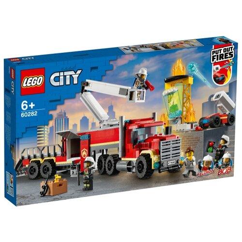 Купить Конструктор LEGO City 60282 Команда пожарных, Конструкторы