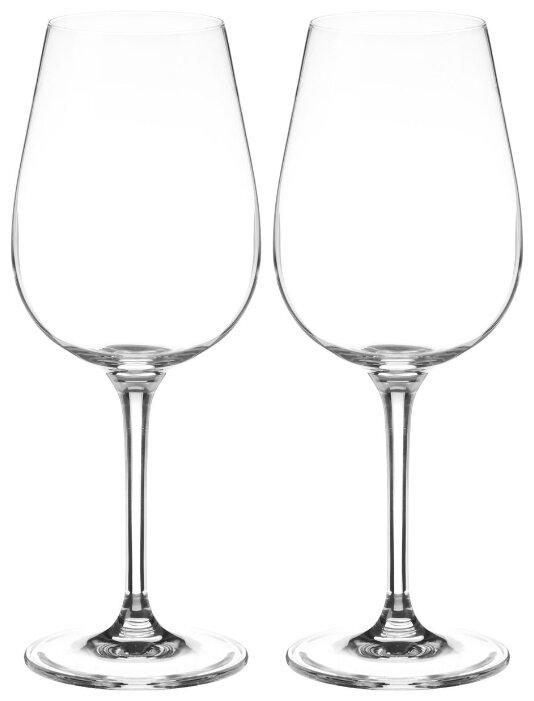Wilmax Набор бокалов для вина Crystalline