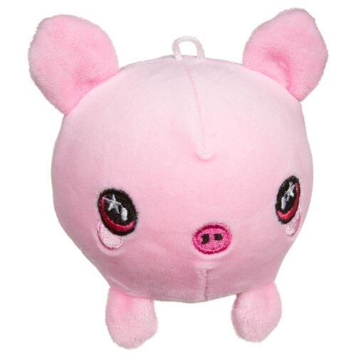 Игрушка-мялка BONDIBON Жамтик Поросенок (ВВ3592) розовый