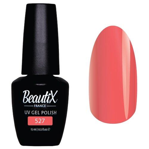 Гель-лак для ногтей Beautix Фруктовый поцелуй, 15 мл, 527 гель лак beautix фруктовый поцелуй 15 мл оттенок 415