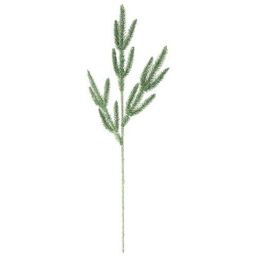 Изделие декоративное еловая ветка 60 см Lefard (535-202)
