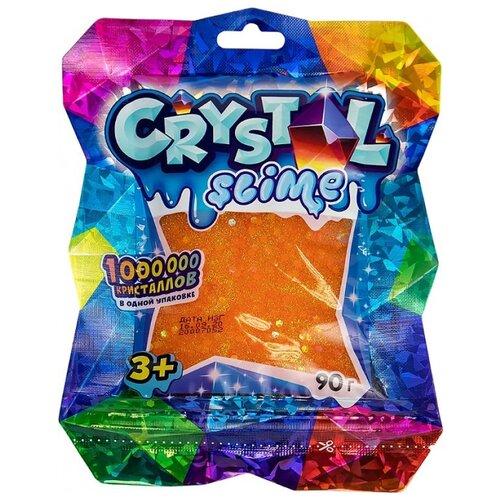 Купить Жвачка для рук SLIME Crystal апельсиновый, Игрушки-антистресс