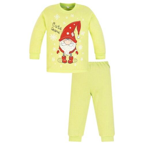 Пижама Утенок размер 134, салатовый по цене 600