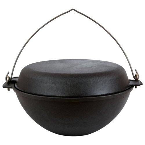 Казан Добрыня DO-3356, черный