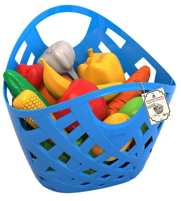 Набор продуктов Нордпласт Фрукты, овощи 444