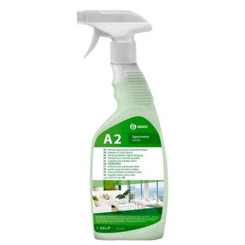 GraSS Средство для ежедневной уборки Apartament series А2 0.6 л