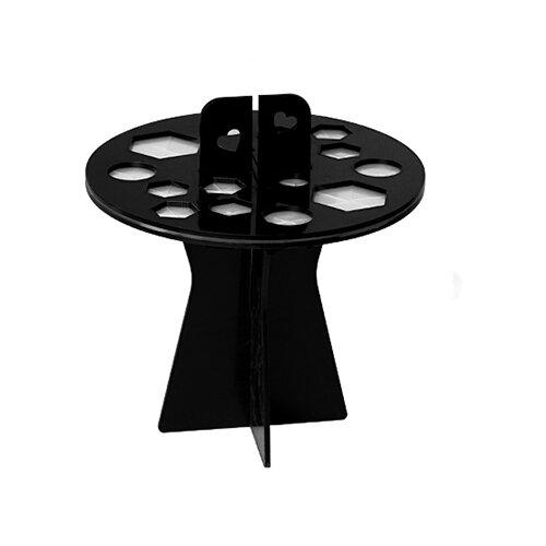 Купить Подставка Irisk Professional для сушки кистей 16 ячеек черный
