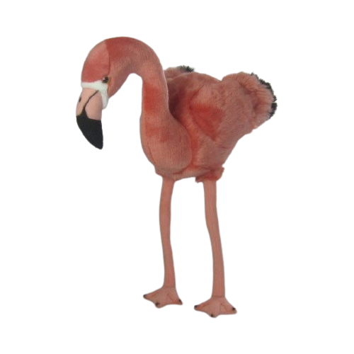 Мягкая игрушка Leosco Фламинго 46 см