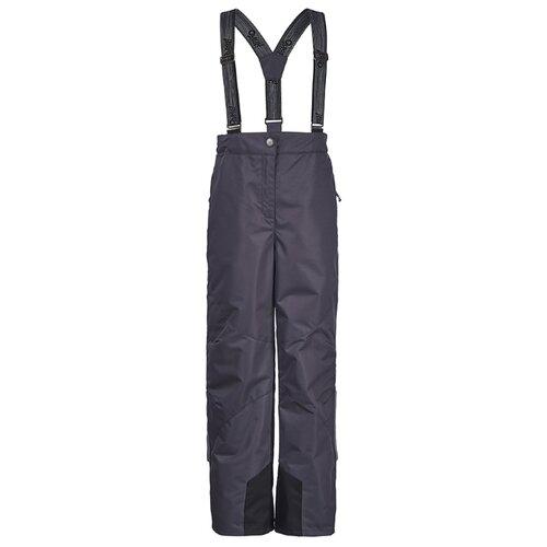 Купить Брюки Oldos Лила ASS072TPT00 размер 122, темно-серый, Полукомбинезоны и брюки
