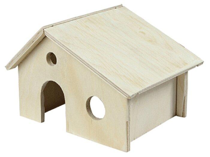 Домик для грызунов Дарэлл 8551 17х13х9.5 см