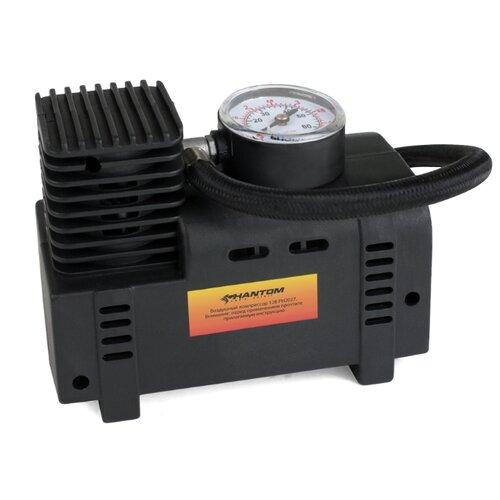 Автомобильный компрессор PHANTOM РН2027 черный
